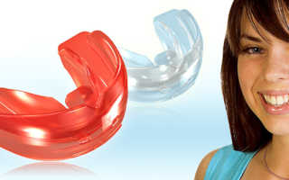 Трейнеры для зубов детские