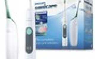 Электрические зубные щетки Philips Sonicare