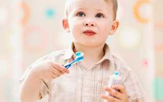 Что будет если съесть зубную пасту