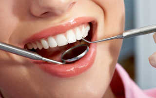 Подвижность зубов степени