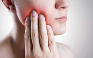 Удалили зуб болит десна