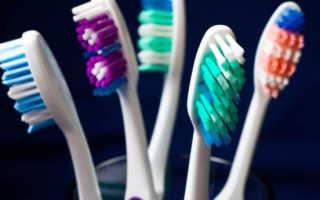 Через сколько нужно менять зубную щетку