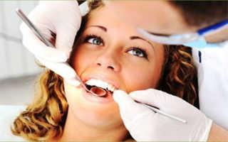 Чистка зубов Air Flow или ультразвуком