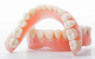 Порядок зубов во рту