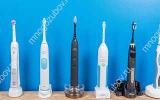 Выбор электрической щетки для зубов