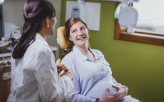 Пародонтоз при беременности