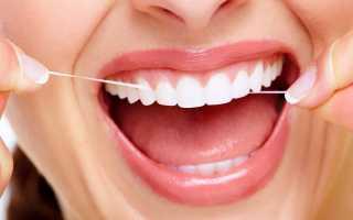 Какая зубная нить лучше и какие типы вообще существуют