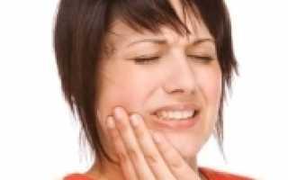 Лечение десен солью