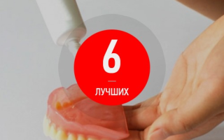 Крем для фиксации зубных протезов какой лучше