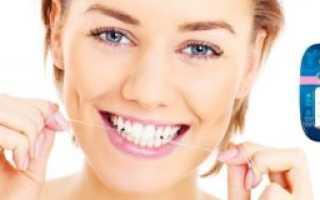 Зубная нить OralB