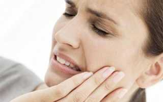 Мудрый зуб болит