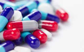 Какие антибиотики и лекарства принимать при стоматите