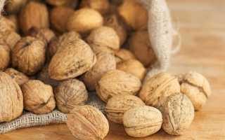 Как использовать скорлупу грецких орехов