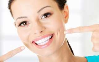 Отбеливание зубов содой и перекисью водорода