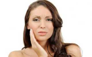 Поставили пломбу а зуб болит при надавливании