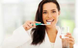 Список зубных паст без фтора для взрослых и детей