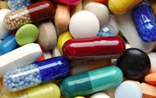 Антибиотики при стоматите у взрослых